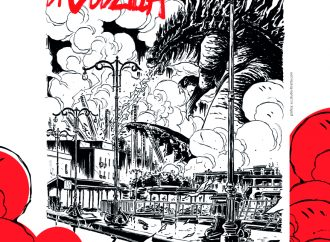 Su Taranto incombe Godzilla