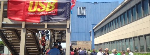 """Ilva Taranto, gli operai Usb avvisano: """"Non invaderemo solo le strade"""""""