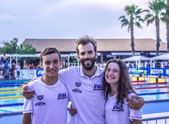 Nuoto, Benedetta Pilato la più forte d'Italia è della Mediterraneo Taranto
