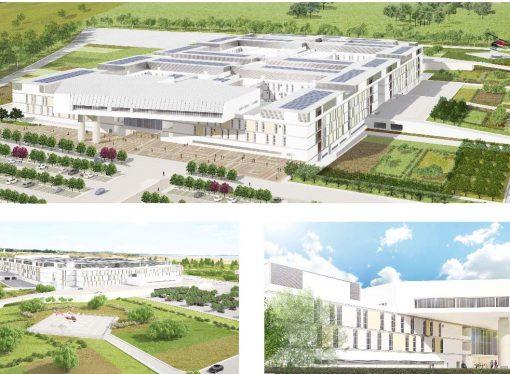 Ospedale San Cataldo, l'eliporto è già previsto
