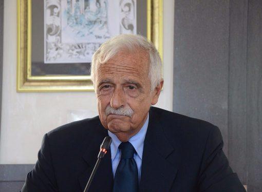 L'ex procuratore di Taranto Franco Sebastio ora fa il manager