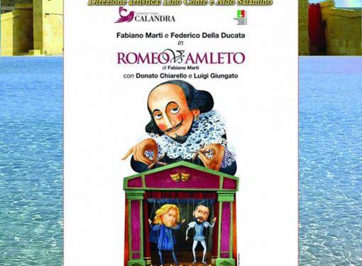 """Stasera di scena Amleto.. contro Romeo <span class=""""dashicons dashicons-calendar""""></span>"""