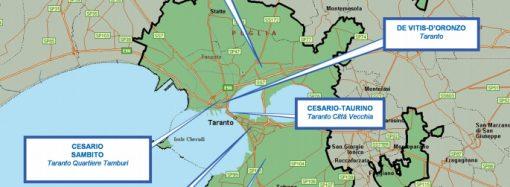 Mafia, La mappa dei clan di Taranto. L'allarme della Dia: Collaborazioni con sodalizi extraregionali