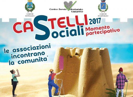 """""""Castelli sociali"""" questa sera a Pulsano <span class=""""dashicons dashicons-calendar""""></span>"""