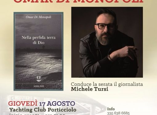 "Taranto, ""Nella perfida terra di Dio"" allo Yachting Club <span class=""dashicons dashicons-calendar""></span>"
