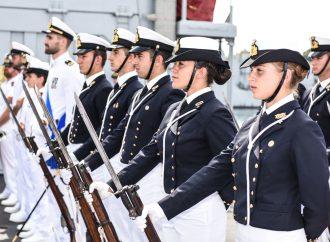 """Da Taranto a Odessa, sul """"De la Penne"""" i futuri ufficiali MM"""