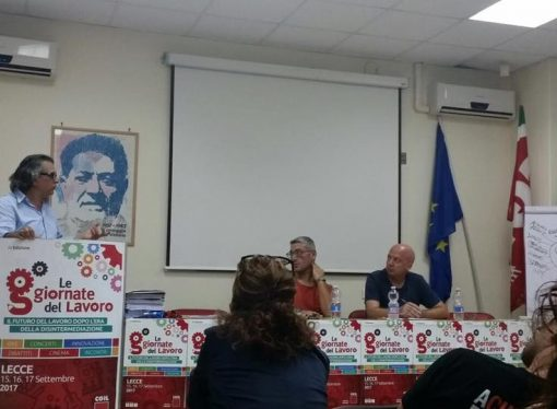Informazione,  è vertenza Taranto. Si lavora ad un fronte compatto