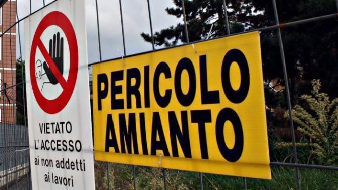 Amianto, a Taranto i picchi di mesotelioma