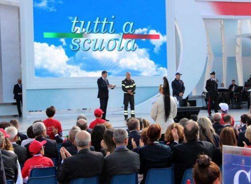 """E gli alunni canteranno """"Taranto libera"""""""