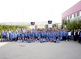 Mediterraneo Taranto, presentati squadre, staff e nuovo main sponsor