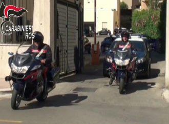 """La mafia del """"pizzo"""" voleva entrare in politica. Blitz dei carabinieri tra Taranto, Bari e BAT"""