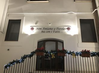 Natale senza fissa dimora, cronache solidali dalla Città Vecchia di Taranto