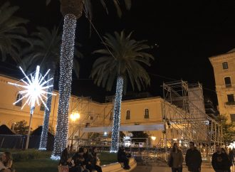 Borgo, palco pronto per il Capodanno