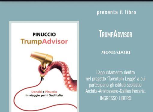 "Pinuccio e il suo TrumpAdvisor <span class=""dashicons dashicons-calendar""></span>"