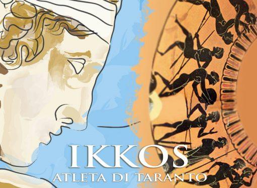 """Ikkos, l'uomo d'acciaio in un libro <span class=""""dashicons dashicons-calendar""""></span>"""