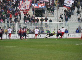 Il Taranto continua la sua marcia verso il podio della D