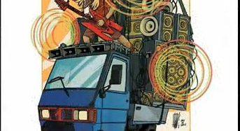 Alessandro Vitti, l'unomaggiotaranto nei suoi fumetti