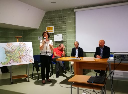 Parco del Mar Piccolo, il progetto piace al Comune di Taranto