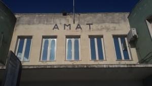 L'Amat rimette a nuovo la sede storica