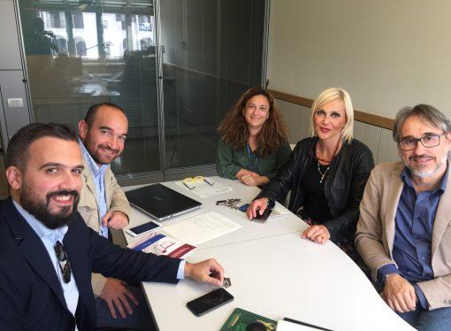 """Zero burocrazia, a Taranto la prima startup """"nativa"""" digitale"""