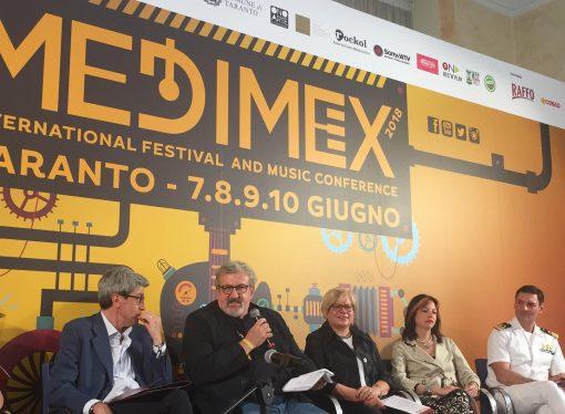 Medimex, Cinzella e altri eventi, Emiliano chiede 30 milioni al ministro Lezzi
