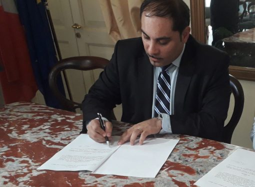 Caro ministro ti scrivo… le lettere di Melucci