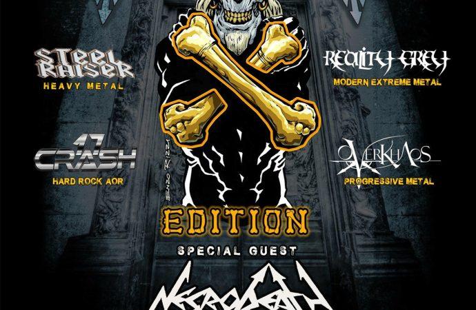 RMF, il festival del rock metal compie 10 anni