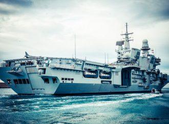 Lavori su nave Cavour, grande opportunità per le imprese locali