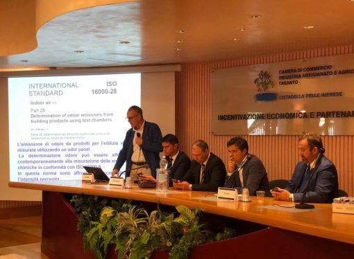 Emissioni odorigene, a Taranto un dibattito opportuno