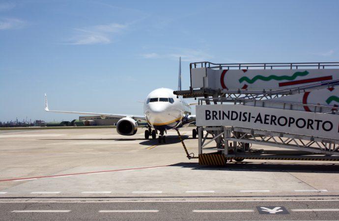Dal 3 luglio parte il Brindisi-Milano con Volotea