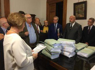 Taranto in Basilicata, quasi 16mila firme pro referendum