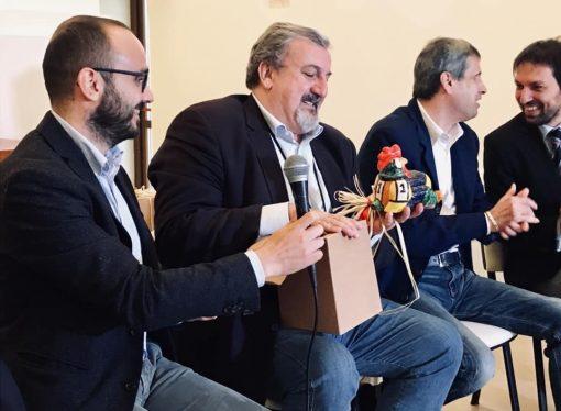 """Città europea dello Sport, Emiliano: """"Orgogliosi di Grottaglie!"""""""