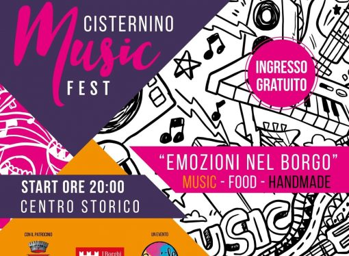 "Cisternino Music Fest, emozioni nel fine settimana <span class=""dashicons dashicons-calendar""></span>"
