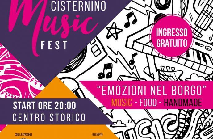 Cisternino Music Fest, emozioni nel fine settimana
