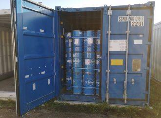 Ex Cemerad, è ripreso il trasporto dei fusti radioattivi