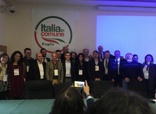 """Politica, Liviano aderisce a """"Italia in Comune"""""""