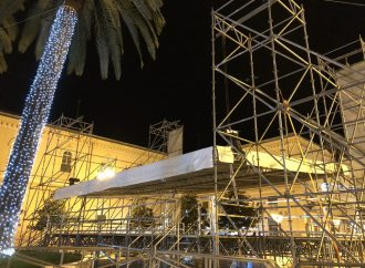 Taranto, istruzioni per il Capodanno in piazza