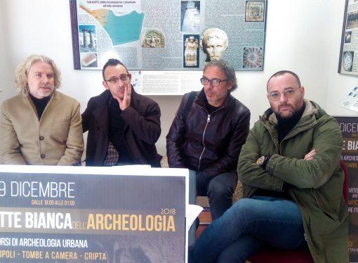 "Taranto, Notte bianca dell'Archeologia: storia, arte, spettacolo <span class=""dashicons dashicons-calendar""></span>"