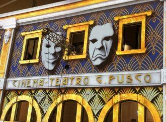 Taranto, spettacolo alla prima del Fusco