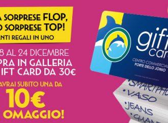 LA GIFT CARD, IL DONO PERFETTO