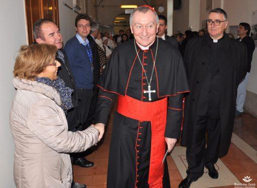Parolin a Taranto per ricordare il Natale di Paolo VI (1968)