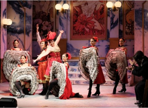 """La """"Vedova allegra"""" al teatro Orfeo di Taranto <span class=""""dashicons dashicons-calendar""""></span>"""