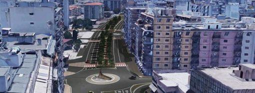 Taranto, così cambierà Viale Magna Grecia