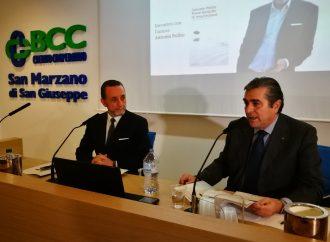 Antonio Polito alla Bcc San Marzano con il suo nuovo libro