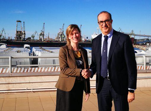 """Il porto di Taranto punta a diventare """"Innovation hub"""""""