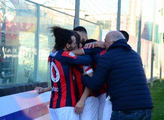 Il Taranto batte il Fasano, la rincorsa continua