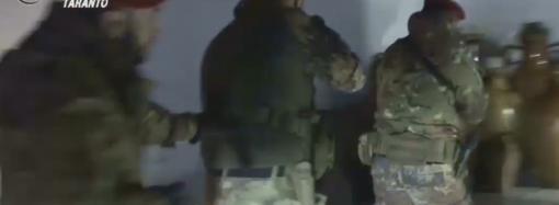 Operazione antimafia a Taranto. I nomi degli arrestati. Il video del blitz