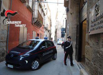 Carabinieri sull'Isola a bordo di un'auto elettrica