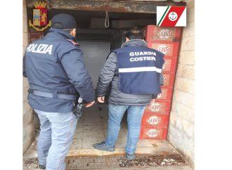 """Taranto, maxi sequestro di pesce e """"bianchetto"""" in città vecchia"""