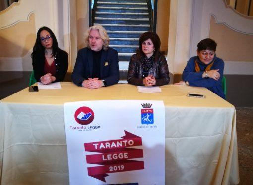 Taranto Legge 2019, le scuole fanno rete